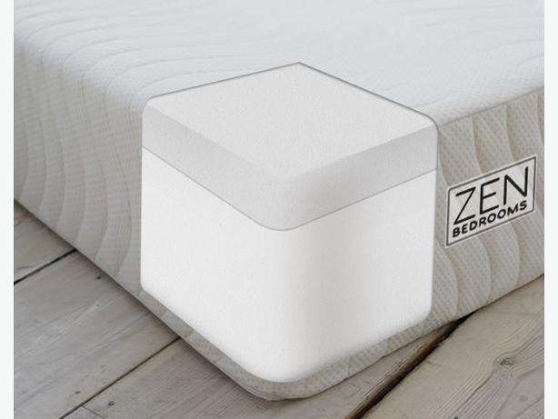 Memory Foam Mattress: Zen Bedrooms Luxury Memory Foam Mattress