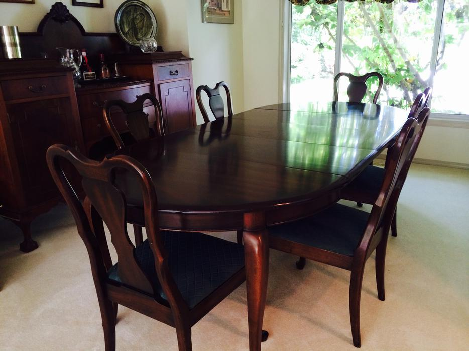 Gibbard Mahogany Dining Room Chairs Pc gibbard solid  : 38931208934 from ubermed.us size 934 x 700 jpeg 75kB