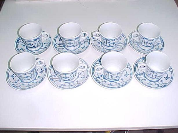 16 PIECE COFFEE SET
