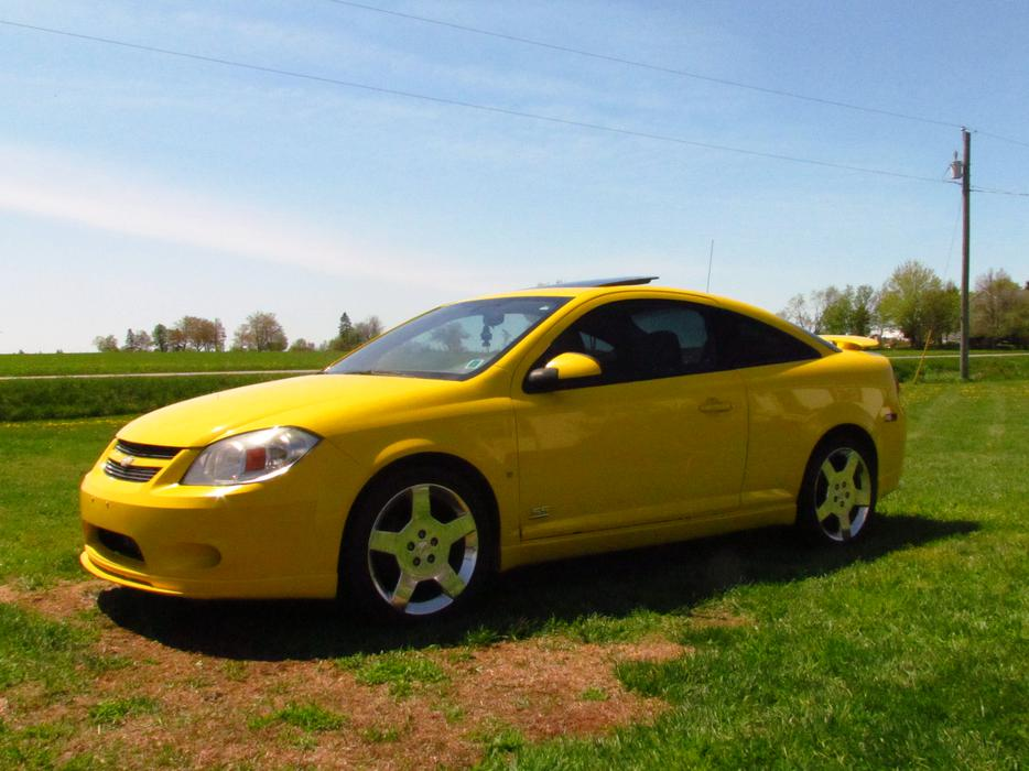 2007 chevrolet cobalt ss supercharged prince county pei. Black Bedroom Furniture Sets. Home Design Ideas