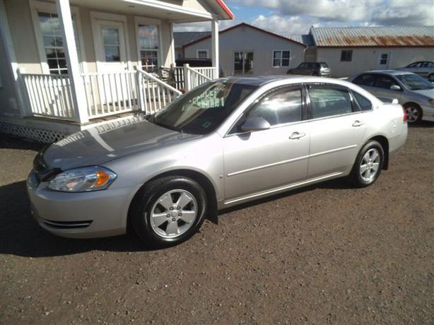 2006 chevrolet impala lt charlottetown pei. Black Bedroom Furniture Sets. Home Design Ideas