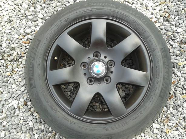 ORIGINAL BMW FACTORY MAGS  205/55R16