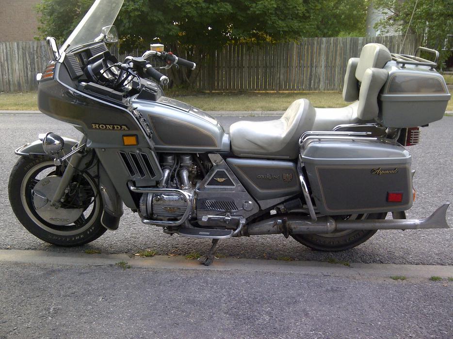 1982 honda goldwing aspencade classic bike kanata ottawa