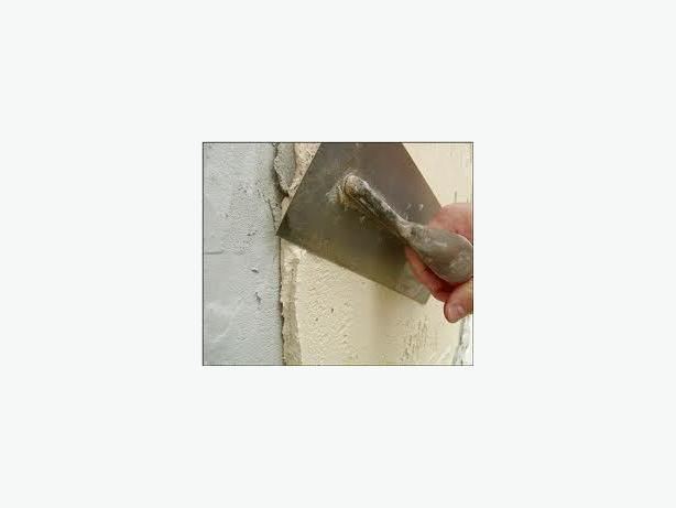 Stucco Repairs & Painting