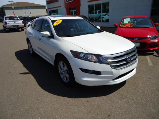 Accord Crosstour Ex L V6 Navi 97k Fully Loaded Reduced