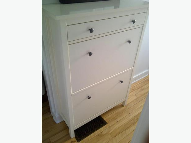 Ikea hemnes shoe cabinet montreal montreal for Ikea shoe cabinet hemnes