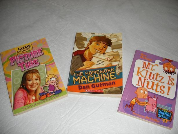 Lizzie McGuire, The Homework Machine, Mr. Klutz