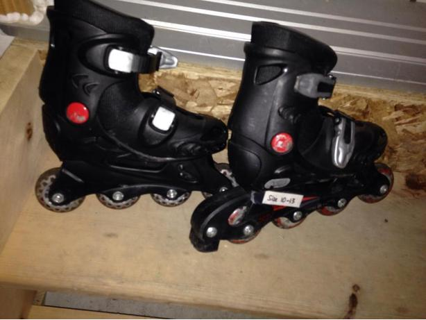 Boys/ Girls roller blades various sizes