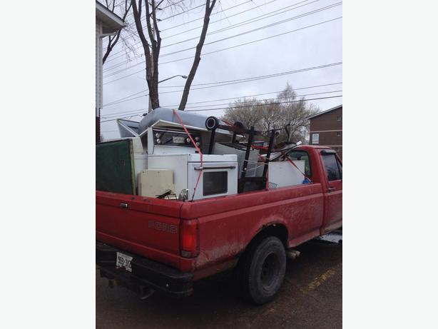 Free Scrap Metal Pick Up And Dump Runs Sault Ste Marie