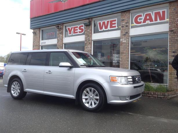 2011 ford flex sel campbell river courtenay comox. Black Bedroom Furniture Sets. Home Design Ideas