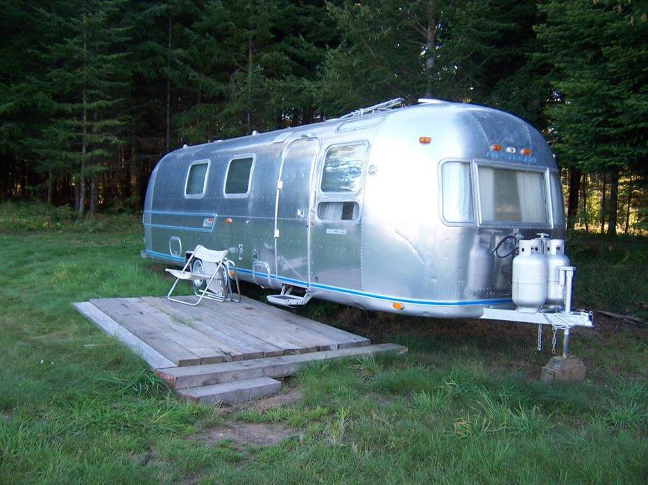 Used Airstream Vancouver Island