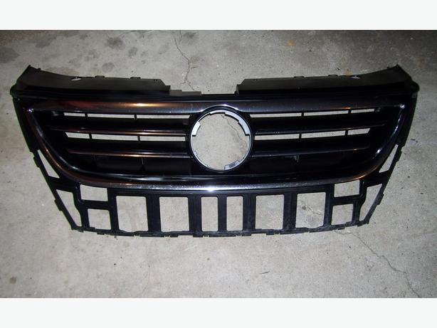 2009 Volkswagen Passat front grille