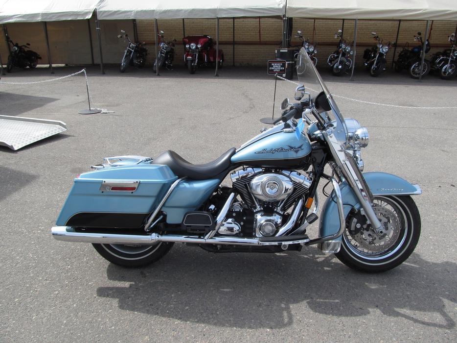 King Of Trade Lethbridge >> 2008 Harley Davidson FLHR Road King Central Regina, Regina