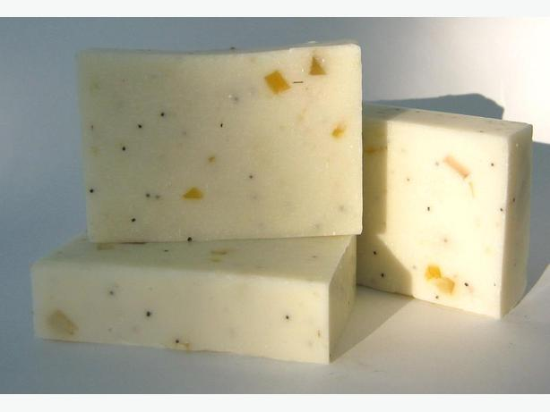 Soap - Handmade & All natural - Honey Blossom