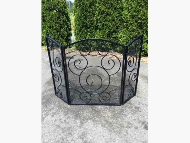 Mickey Mouse Fireplace Screen Esquimalt & View Royal, Victoria