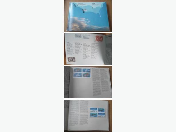 "Canada Post Book ""Airborne"""