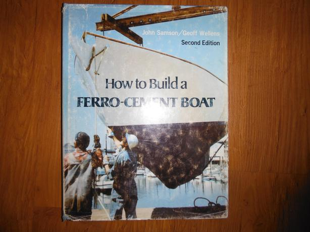 20 · How to build a Ferro-Cement Boat by John Samson & Geoff Wellens