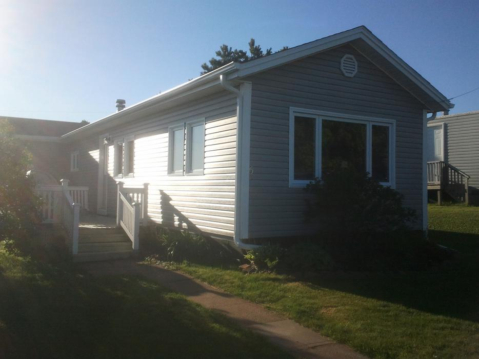 well kept mini home for sale cornwall pei