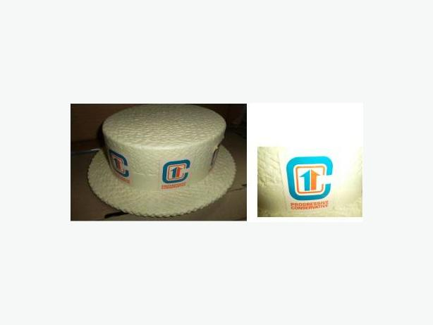 Progressive Conservative Boater Hat