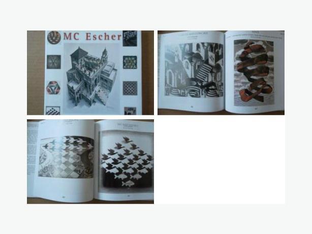 M.C. Escher book