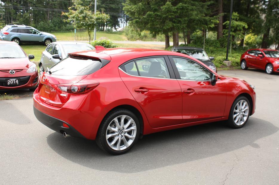 2014 Mazda 3 Sport Gt Outside Victoria Victoria