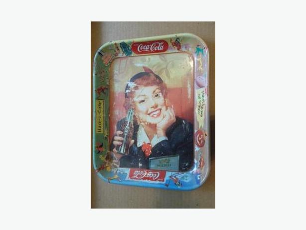 1950's Coca-Cola Serving Tray