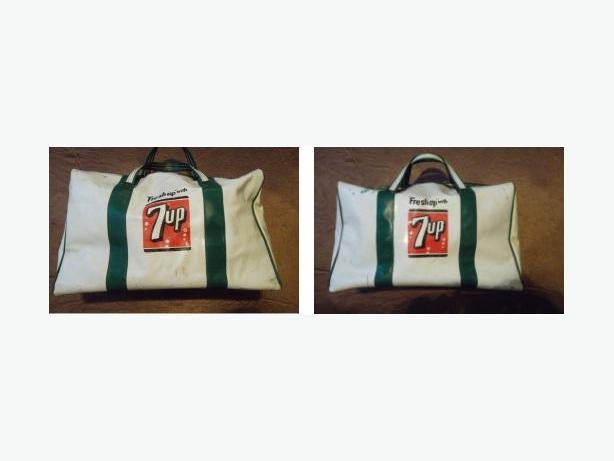 1950's 7-up bag