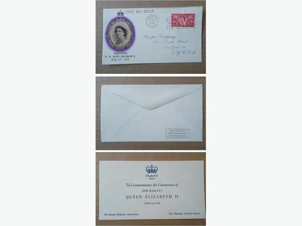 1953 Great Britain First Day Cover