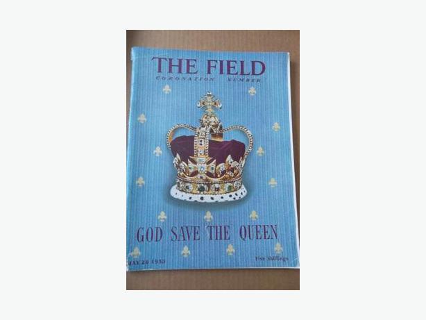 1953 Queen Elizabeth II Coronation Magazine