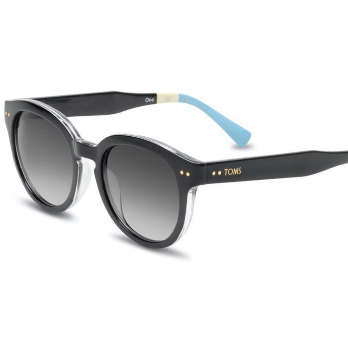 toms bellevue black sunglasses saanich