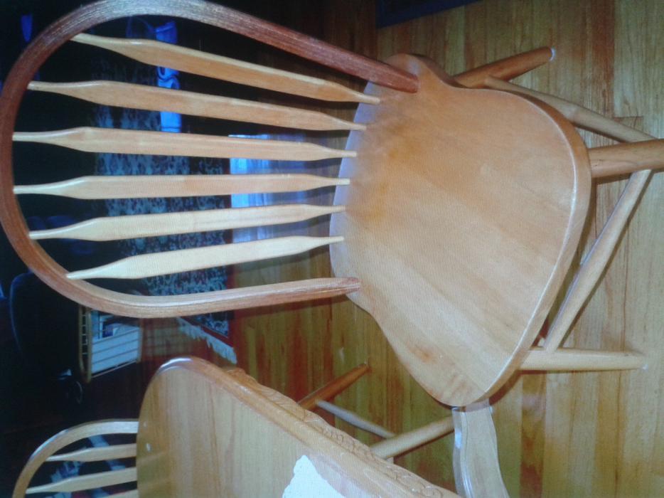Custom oak shop solid Oak custom dining table North  : 39185258934 from www.usedvictoria.com size 934 x 700 jpeg 76kB