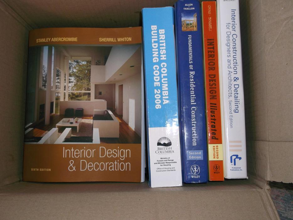 Architectural And Interior Design Books And Magazines