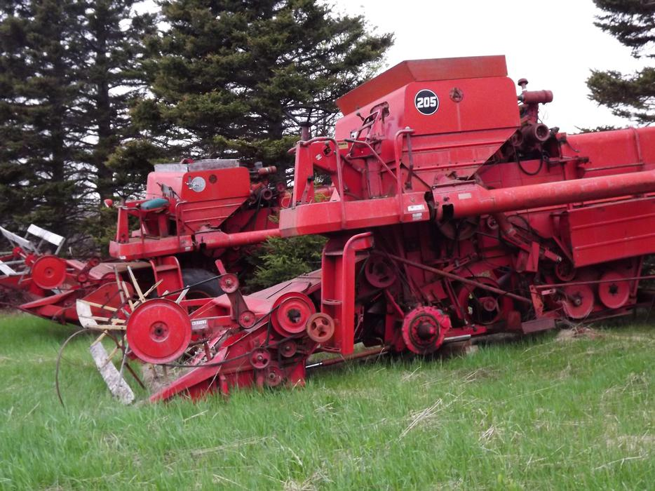 Farm Implement Pieces : Various pieces of farm equipment for sale prince county pei
