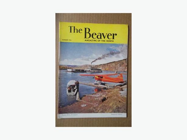 """The Beaver"" magazines"