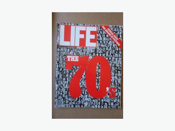 """1979 Life Magazine - """"The 70's"""""""