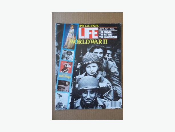 1985 Life Magazine - World War II Special Issue