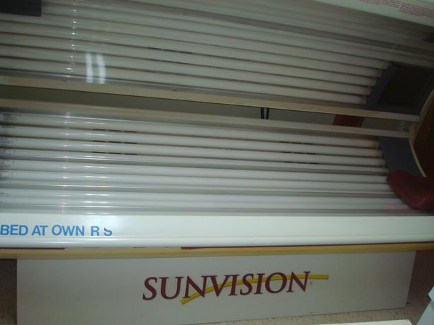 Tanning Bed Sunvision  St