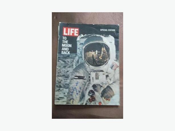 1969 Apollo 11 Edition of Life Magazine