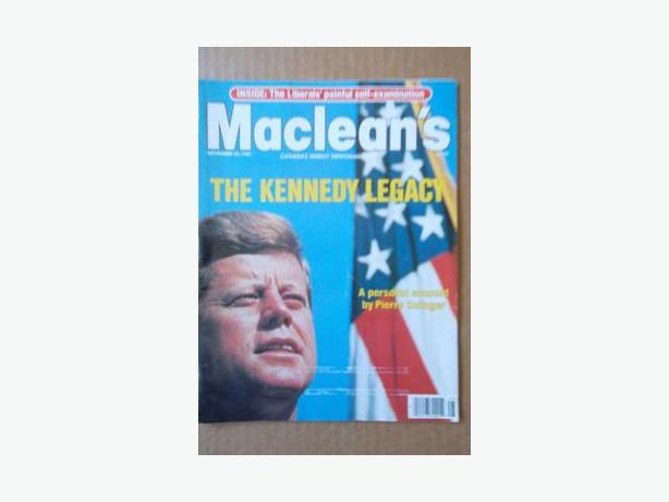 "1983 ""Maclean's"" magazine"