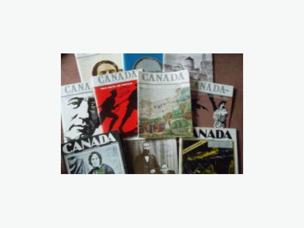 """""""Canada"""" magazines"""