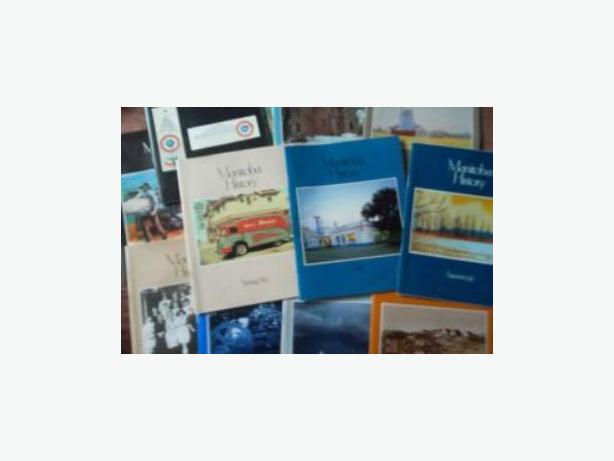 """""""Manitoba History"""" magazines"""