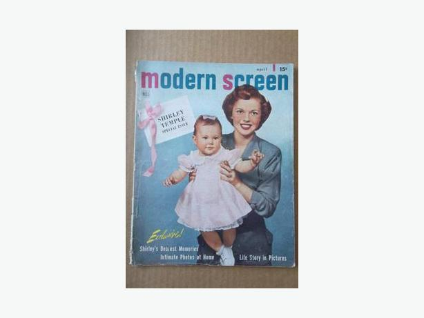 Miscellaneous vintage magazines