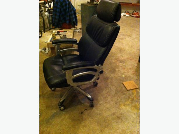 nice office chair duncan cowichan