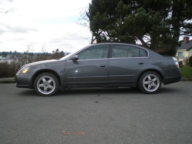 2006 Nissan Altima Se Four Cylinder Reliable And Easy On