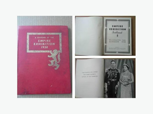 1938 Empire Exhibition Book