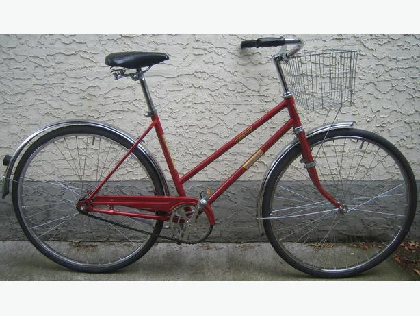 "Venture - Commuter - Antique Cruiser with 26"" tires"