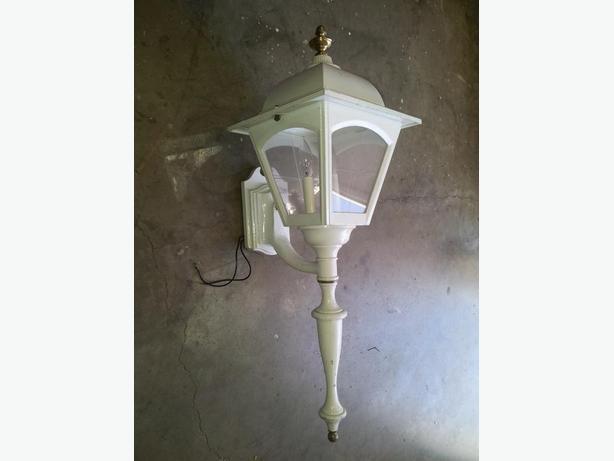 Large Outdoor Wall Lantern