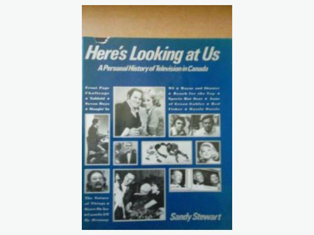 """""""Here's Looking at Us""""  book"""