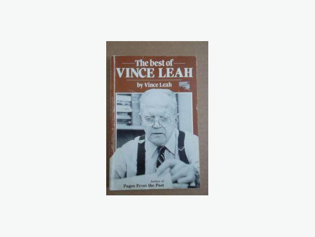"""The Best of Vince Leah"""