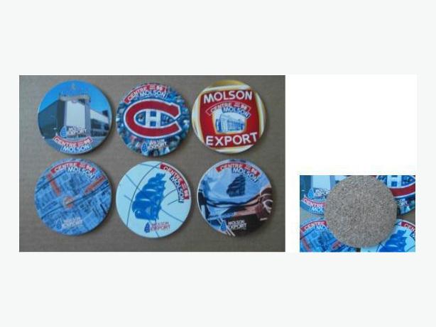 Molson Centre Coasters